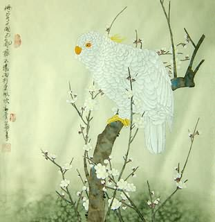 Chinese Other Birds Painting,50cm x 50cm,2414013-x