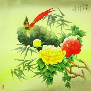 Chinese Other Birds Painting,66cm x 66cm,2415003-x