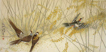 Chinese Other Birds Painting,66cm x 130cm,2553003-x