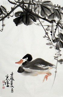 Chinese Other Birds Painting,46cm x 70cm,2579009-x