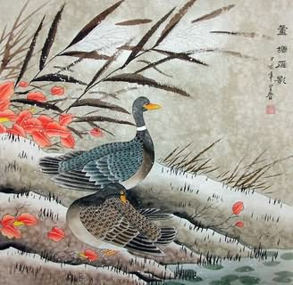 Chinese Other Birds Painting,69cm x 69cm,2617051-x