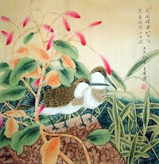 Chinese Other Birds Painting,69cm x 69cm,2617053-x