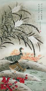 Chinese Other Birds Painting,66cm x 136cm,2617054-x
