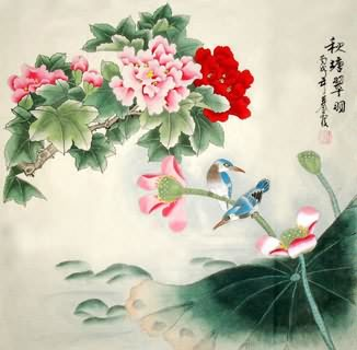 Chinese Other Birds Painting,66cm x 66cm,2703066-x