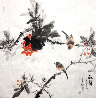 Chinese Other Birds Painting,66cm x 66cm,dyc21099039-x