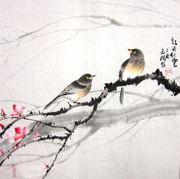 Chinese Other Birds Painting,50cm x 136cm,dyc21099041-x