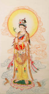 Chinese Other Buddha Painting,46cm x 85cm,3809003-x