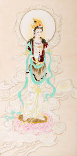 Chinese Other Buddha Painting,66cm x 130cm,3809024-x