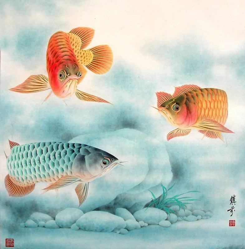 Стили традиционной живописи Китая