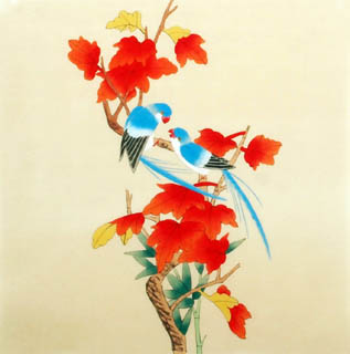 Chinese Other Flowers Painting,40cm x 40cm,2340028-x