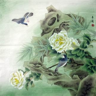 Wei Juan Chinese Painting 2607001