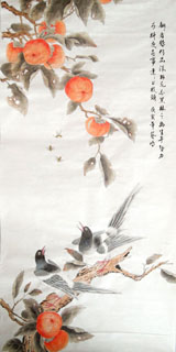 Chinese Other Fruits Painting,66cm x 130cm,2384023-x