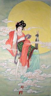 Liang Dan Chinese Painting 3802001