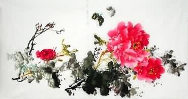 Hua Rong Chinese Painting 2312011