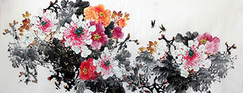Leng Yu Mei Chinese Painting lym21071002