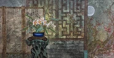 Huang Ze Zheng Chinese Painting 2505004