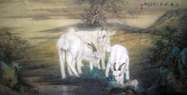 Liang Cheng Yong Chinese Painting 4329001