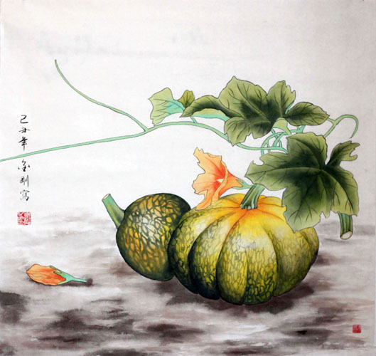 Vegetables,66cm x 66cm(26〃 x 26〃),2494001-z