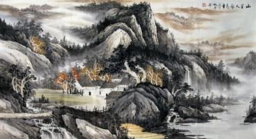 Yang Dong Chinese Painting 1100005